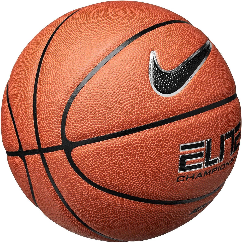 Favor clon anchura  Amazon.com : Nike Elite Championship Official Basketball (29.5