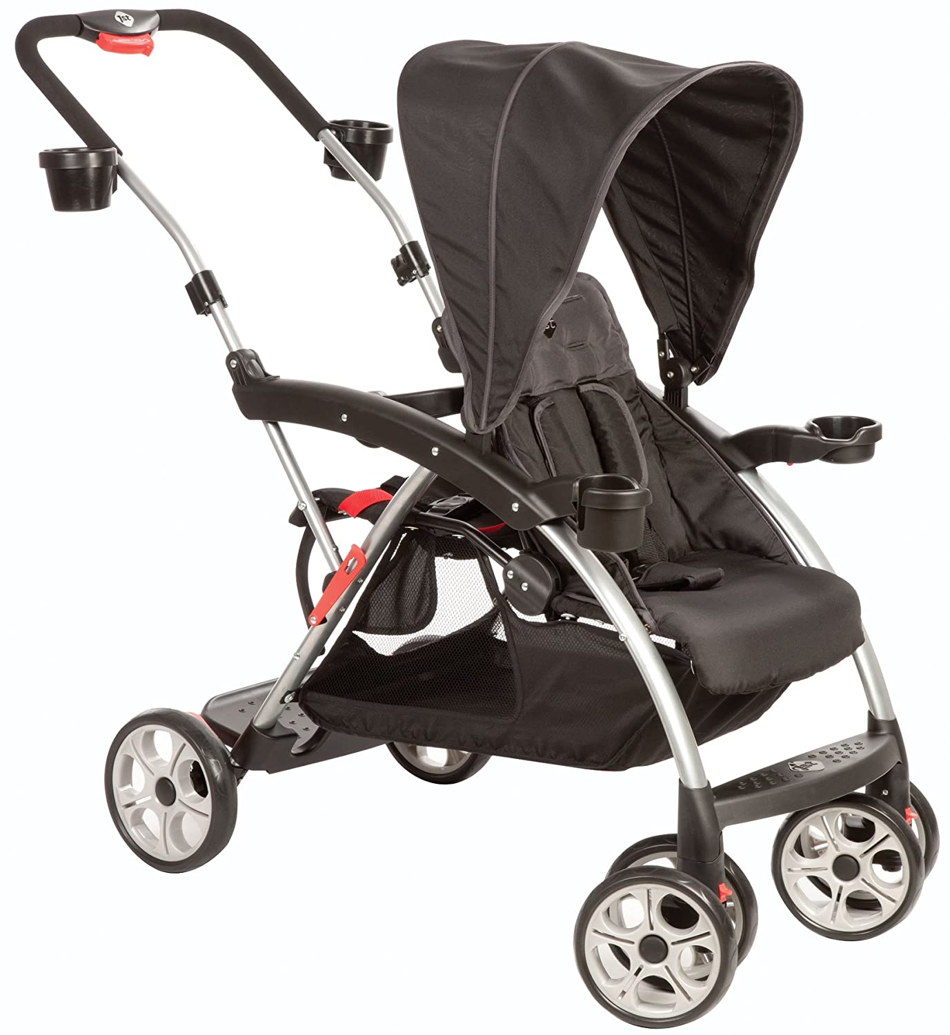 Amazon.com : Safety 1st Stand on Board, Classic Black : Standard ...
