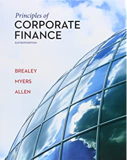 Brealey r. , myers s. , allen f. Principles of corporate finance.