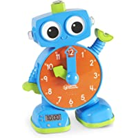 Learning Resources LER2385 Tock the Learning Clock,Blue