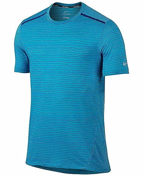 Blue Running Shirt