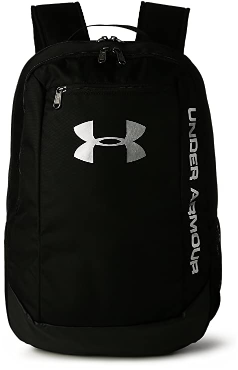 bb49fe0a14 Under Armour Men s Hustle Ldwr Traditional Backpack  Amazon.co.uk ...