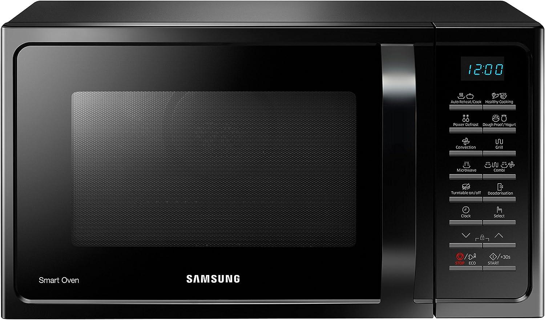 Samsung MC28H5015AK Mikrowelle mit Heißluft /& Grill