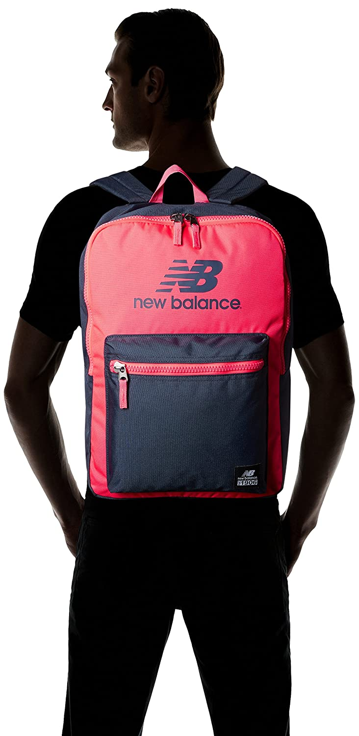 3c78af5a815 Amazon.com: New Balance Adult Booker Backpack, Galaxy, One Size: Sports &  Outdoors