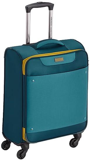 American Tourister Maletas y trolleys, 55 cm, 37 L, Azul: Amazon.es: Equipaje