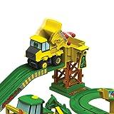 John Deere Big Loader Motorized Toy Train Set