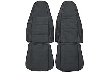 Amazon Com 1997 2006 Jeep Wrangler Tj Genuine Leather Seats Cover