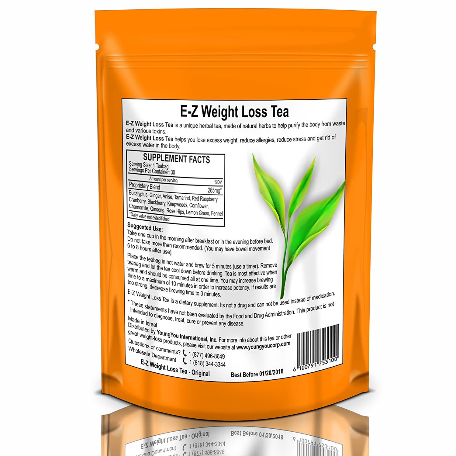 Great Herbal Products Weight Loss T Meizitang Slimming Tea Amazoncom Detox For And Belly Fat Appetite Control Body Cleanse Health Personal Care