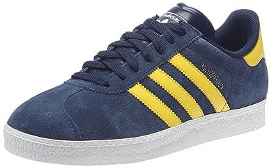 reputable site b4cd0 66479 adidas Originals Gazelle 2 Men Shoes Fashion Lifestyle Trainers Blue Size  11