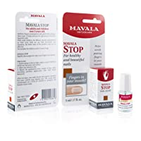 Mavala Stop Deterrent Nail Polish Treatment | Nail Care to Help Stop Putting Fingers...