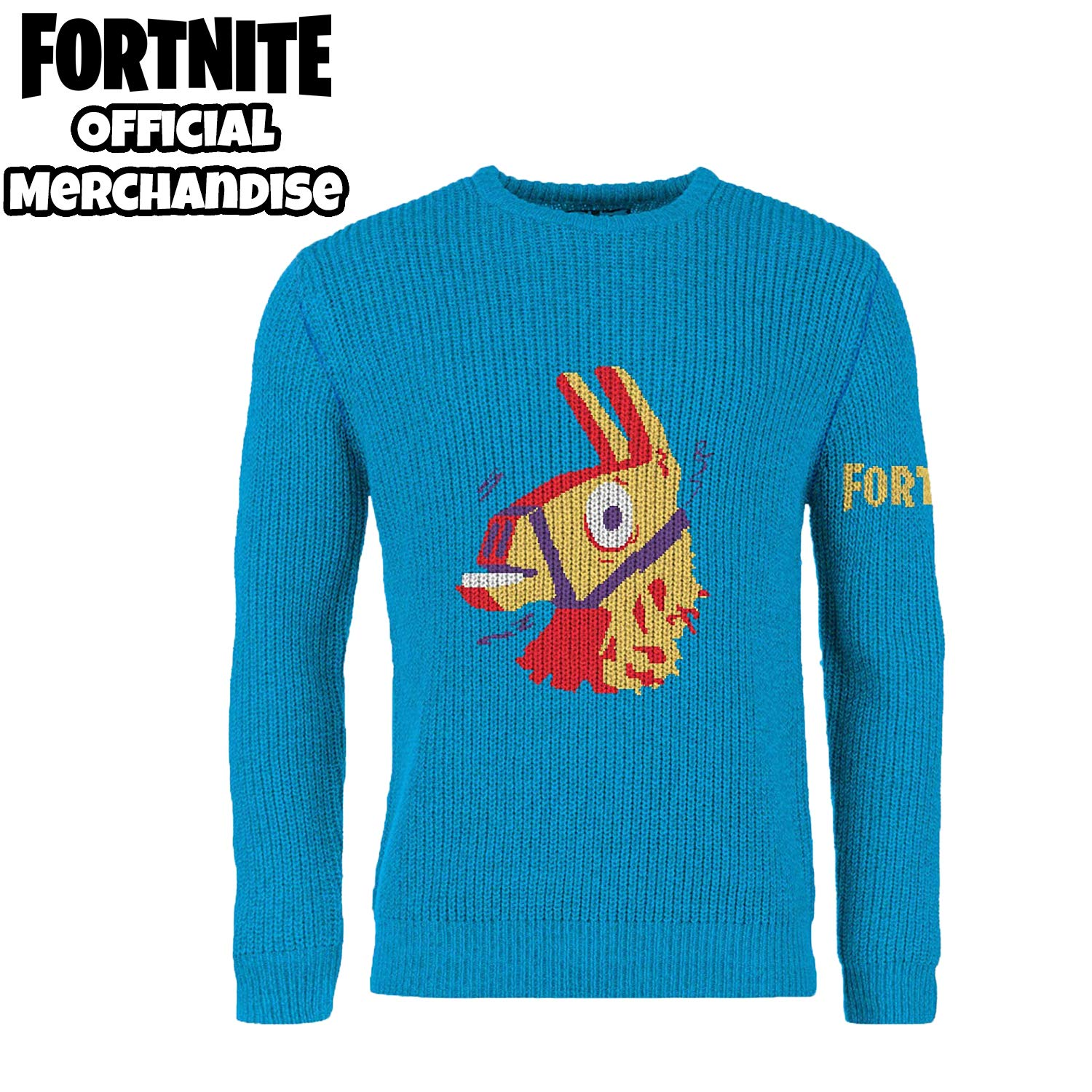 0481e4a5d61 Fortnite Gifts Jumper for Boys Men Official Merchandise Hoodies for Kids  and Adults Gaming  Amazon.co.uk  Clothing