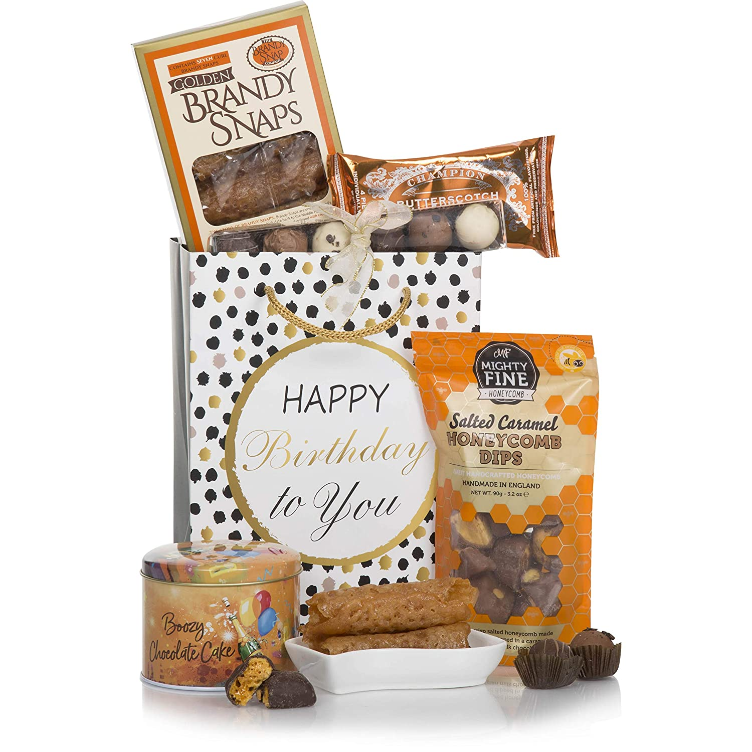 Birthday Treats Hamper For Him Or Her