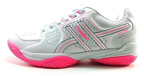 JŽHayber Tepera Zapatilla Padel Para Mujer: Amazon.es: Zapatos y complementos
