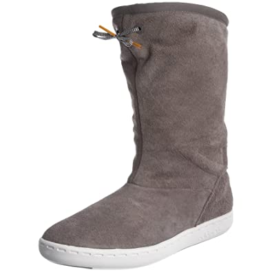 super popular 7da4a d8621 adidas Originals G16676, Bottes femme - Gris - GrauTITAN GREY  TITAN GREY