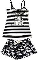 Love to Lounge Damen Schlafanzug