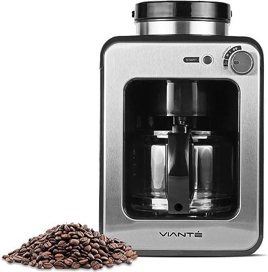 Amazon.com: Viante CAF-50 - Molinillo de café con molinillo ...