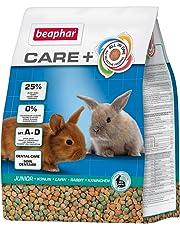 Tiendanimal Care + nourriture complète super premium pour les jeunes lapins 1.5 Kg,