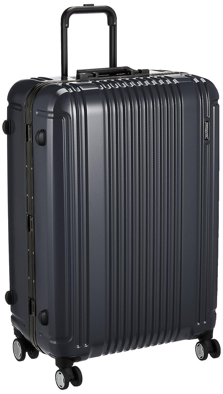 [バーマス] スーツケース プレステージ3 フレーム67c 87L 67cm 5.4kg 60282 B074YK4H41ブラック
