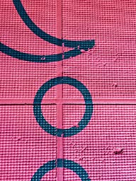 Amazon.com : Natural Fitness Roam Folding Yoga Mat