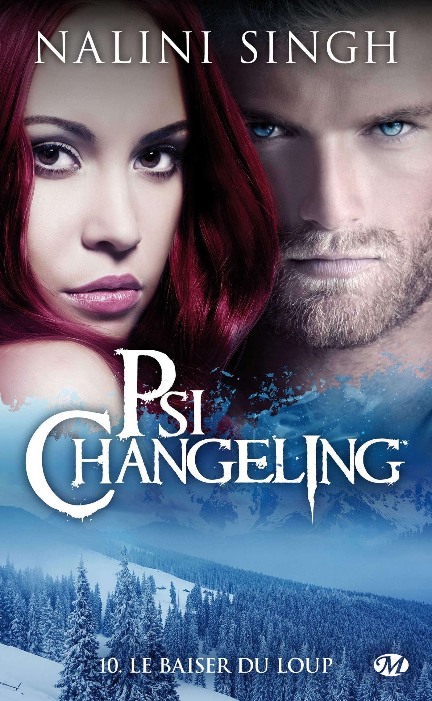 Psi-Changeling - Tome 10 : Le Baiser du Loup de Nalini Singh 81WBSz-0fgL