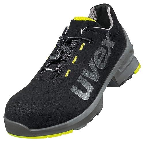 online store d1197 cf78a Uvex 1 - Sicherheitsschuhe S2 SRC ESD - Lime-Schwarz