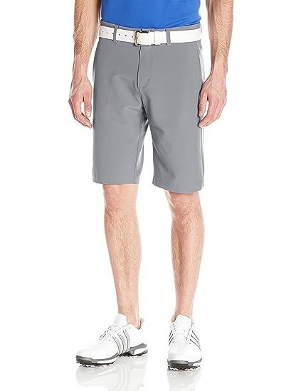 0ce59c855a10 Amazon.com   adidas Golf Ultimate+ 3-Stripes Short   Sports   Outdoors