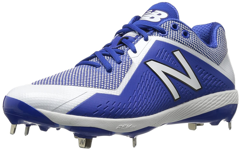 big sale 28be0 7b274 Amazon.com   New Balance Men s L4040v4 Metal Baseball Shoe   Baseball    Softball