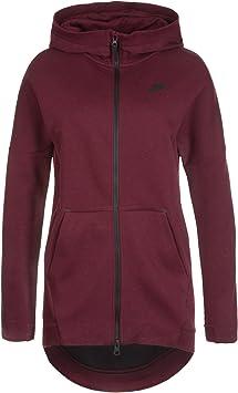Nike DamenSport Cape Kapuzenjacke Fleece Tech OlZiTwPXku