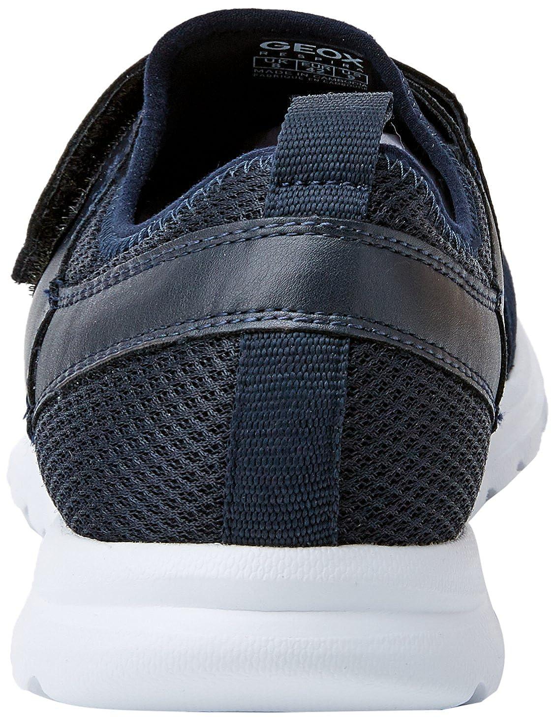 Shoes & Bags Geox Mens U Damian B Trainers U820HB