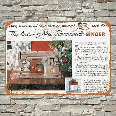 Ellis 1952 - Máquina de Coser para Cantante de Aguja Inclinada ...