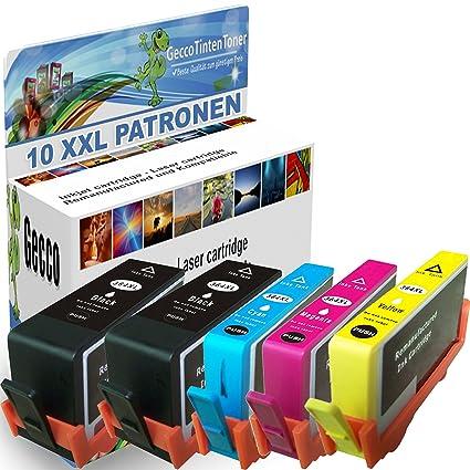 spetan compatible para HP 364 XL HP 364 XL Cartuchos de Tinta con Chip para impresora Deskjet: 3070, 3070 a 3521 3520 e-All-in-One 3522 e-All-in-One ...