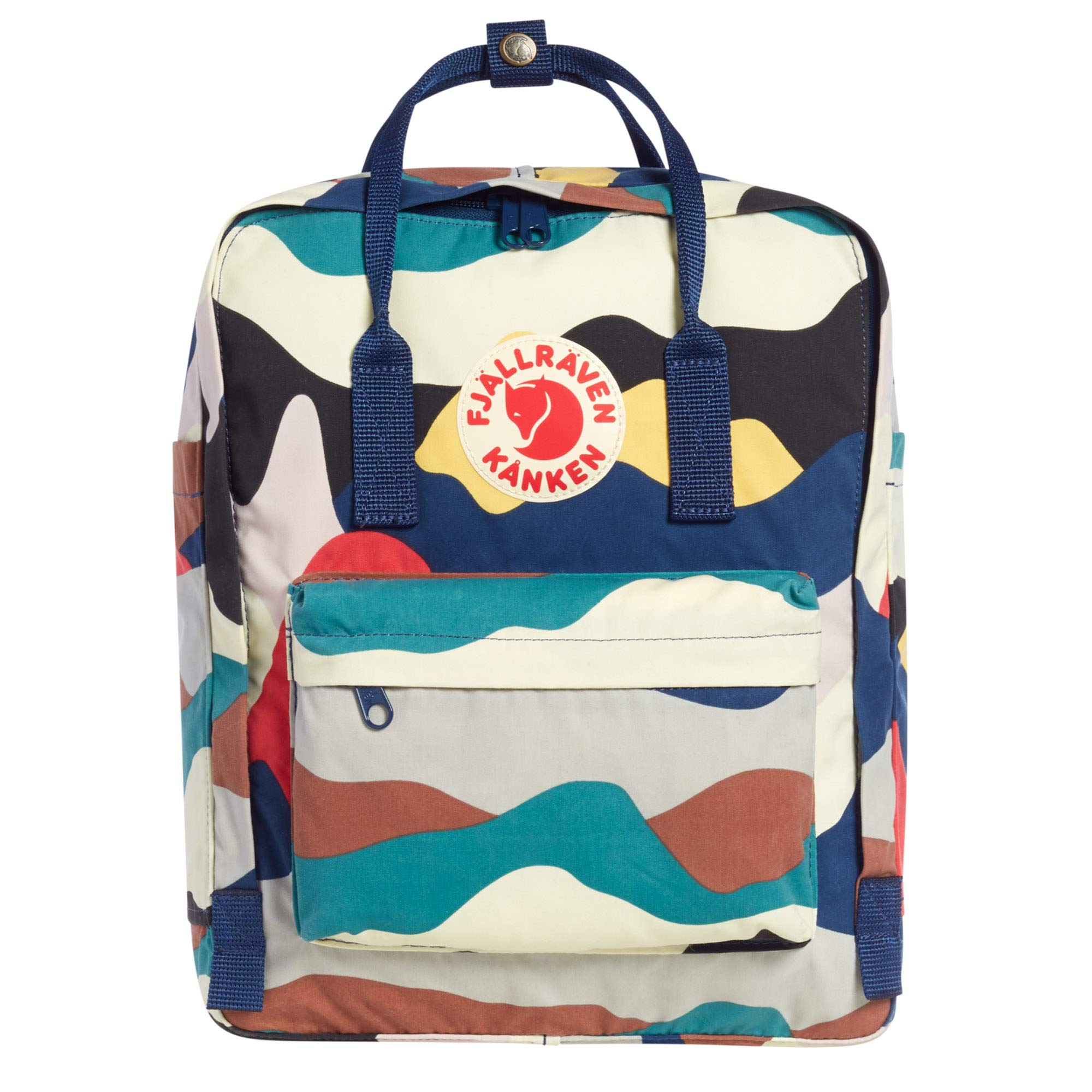 Fjallraven - Kanken Art Special Edition Backpack for Everyday, Summer Landscape by Fjallraven
