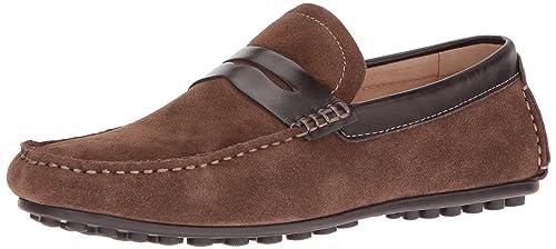 917b31936142 Florsheim Men s Denison Driver Penny Loafer  Amazon.ca  Shoes   Handbags