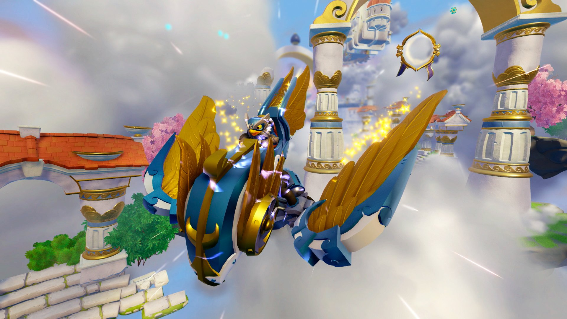 Skylanders SuperChargers: Vehicle Jet Stream Character Pack by Activision (Image #4)