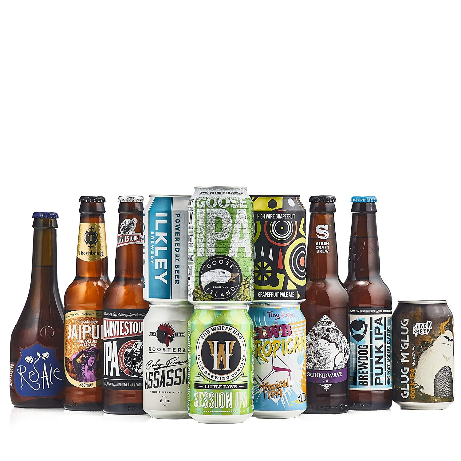 bf4611e5b85 Beer Hawk India Pale Ale IPA Mixed Case