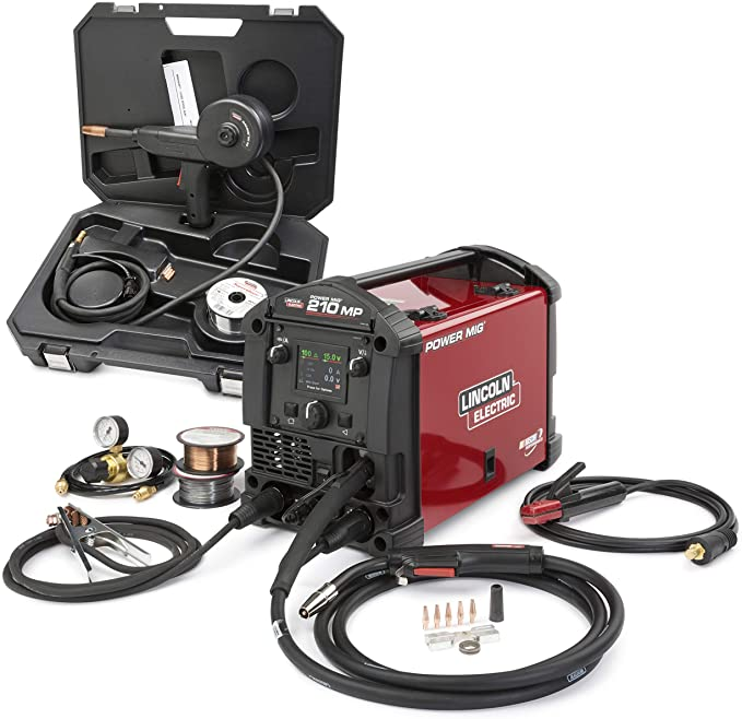3. Lincoln Electric POWER MIG Multi-Process Welder