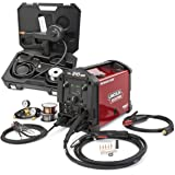 Lincoln Electric POWER MIG 210 MP Multi-Process Welder Aluminum One-Pak - K4195-1