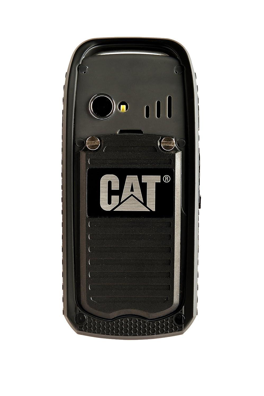 Cat B25 Telefono Cellulare, Memoria Interna da 0.5 GB, Nero [Italia]: CAT: Amazon.es: Electrónica