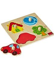 Jumbo Goula Wooden Colour Puzzle