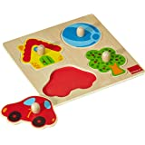 Goula Wooden Colour Puzzle