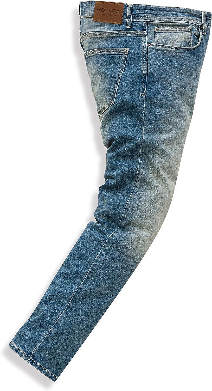 Jeans Hombres WOTEGA Pantalones Vaqueros Hombre Alistar