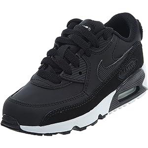 60b5cbc53481 Nike Air Max 90 LTR (PS) boys running-shoes 833414