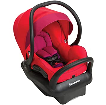 Maxi Cosi Mico Max 30 Infant Car Seat Red Orchid