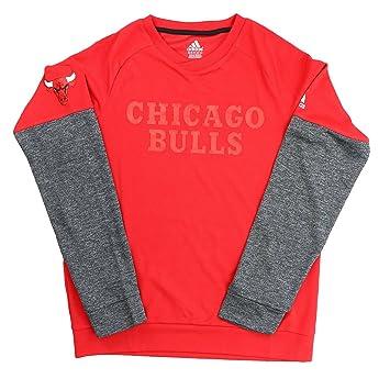adidas On Court Chicago Bulls NBA Sudor Camiseta de Fan ...
