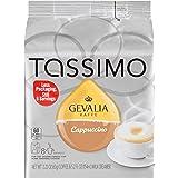 .Tassimo Gevalia T-Disc Cappuccino, 8 Count