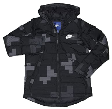 adc51d32b354 Nike NSW Camo Down Filled Men s Puffer Jacket (XX-Large