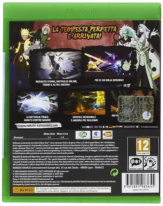 Naruto Ultimate Ninja Storm 4 - Day One Edition [Importación ...