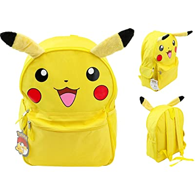 Pokemon Pikachu 16 Inches Backpack | Kids' Backpacks