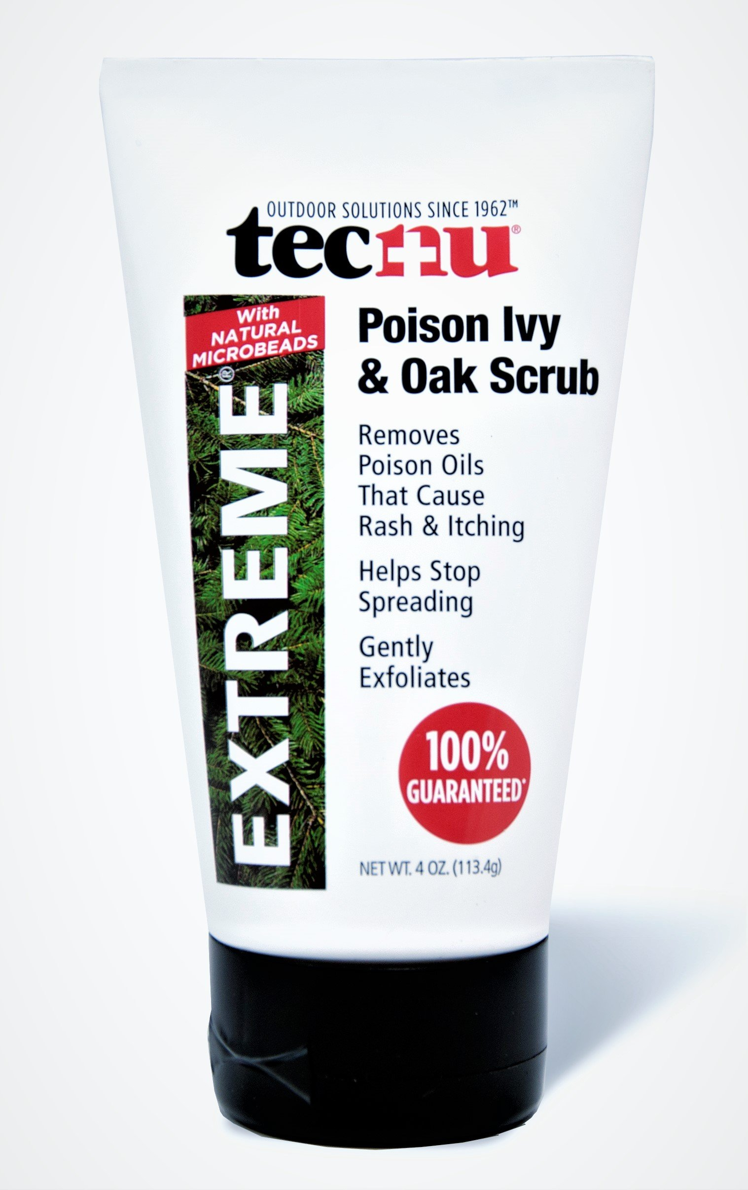 Tecnu Extreme Poison Ivy & Oak Scrub, 4 Ounce (Pack of 24)