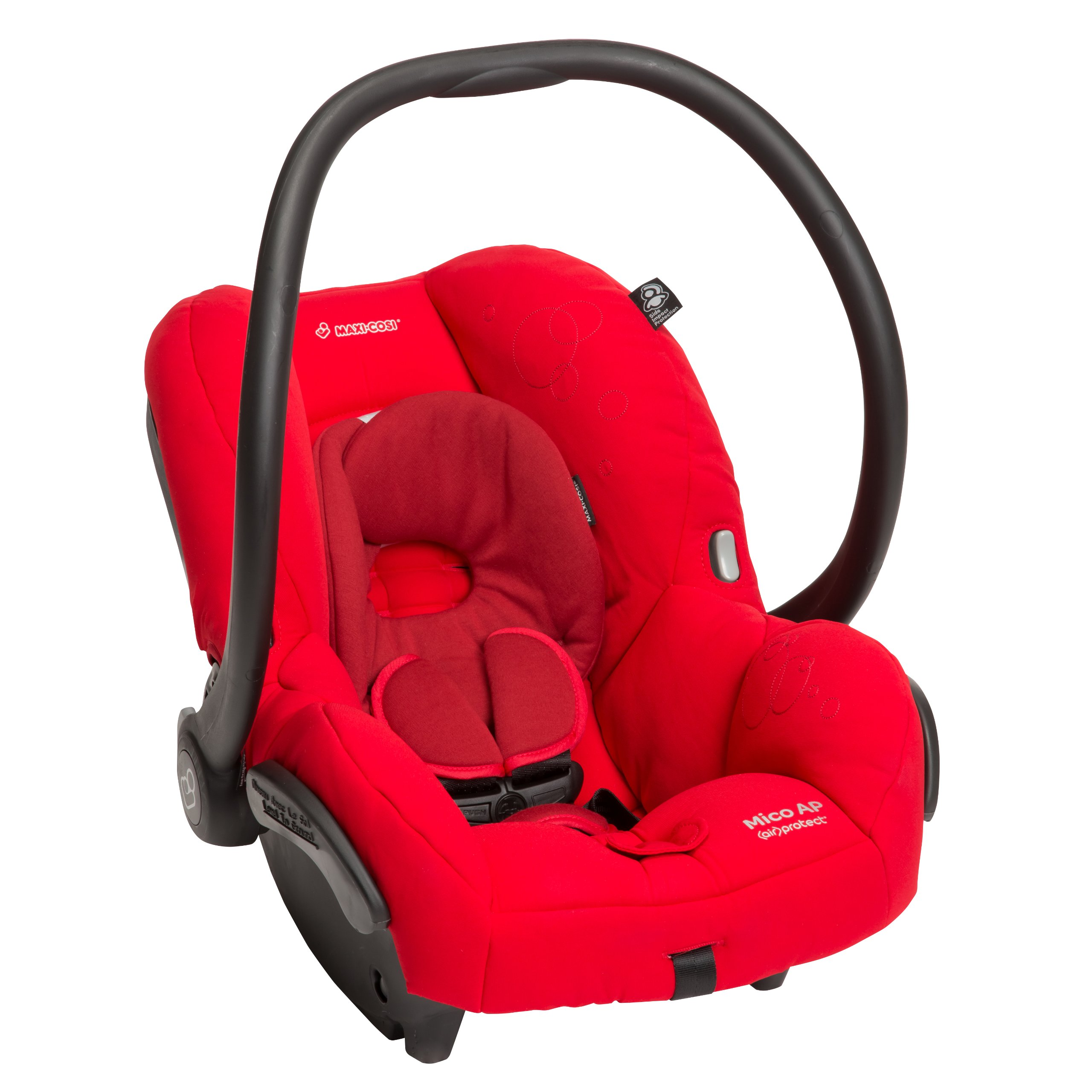 Maxi-Cosi Mico AP Infant Car Seat - Red by Maxi-Cosi (Image #2)